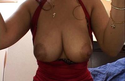 Naho Hazuki Naughty Japanese doll with big tits has a threesome