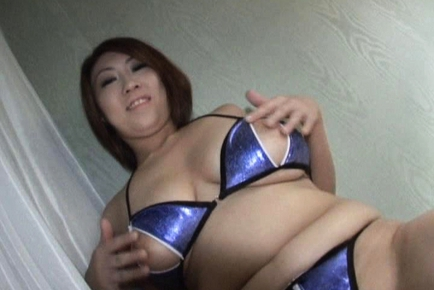 Suzuka Ishikawa Hot Japanese doll has huge tits