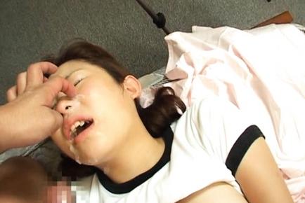 Miu Harunaga Asian doll has big tits