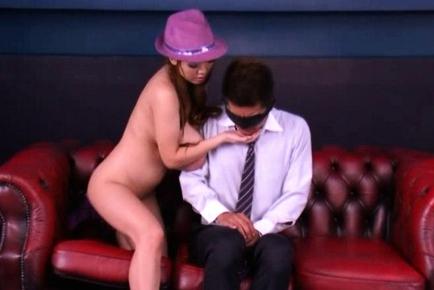 Hitomi Tanaka Japanese babe is horny and ultra busty