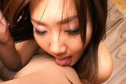 Rea Japanese doll has big sexy tits