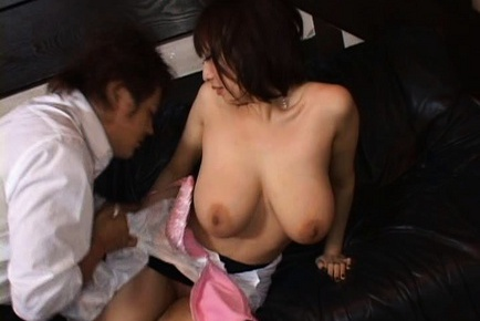 Hinano Sakaki Japanese model is a busty hot teacher