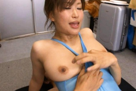 Nao Kmiki Hot Japanese model has amazing tits