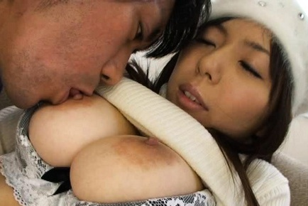 Anmi Hasegawa Big Asian tits