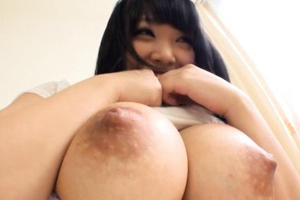 Kinky huge Asian tits Ai Satou in hot group action