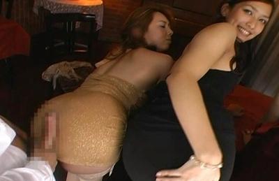 Megu Hayasaka Suzuka Aringa Natsuki iijima loads of hot action here!