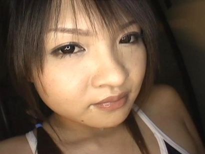 Ayumi Ayukawa Pretty Asian model with big tits loves cock