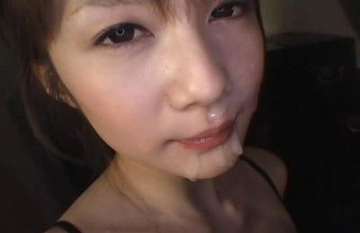 Erika Kirihara Hot Asian babe likes doggy style sex