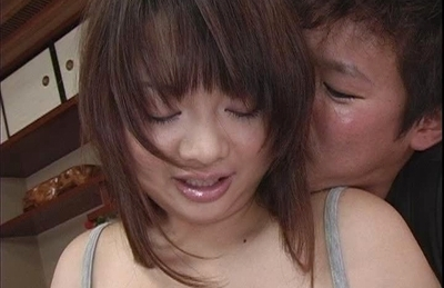 Sakura Kawamine Juicy Asian babe fucked on a table