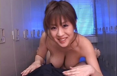 Nana Aoyama Hot Asian chick gets fucked and a facial